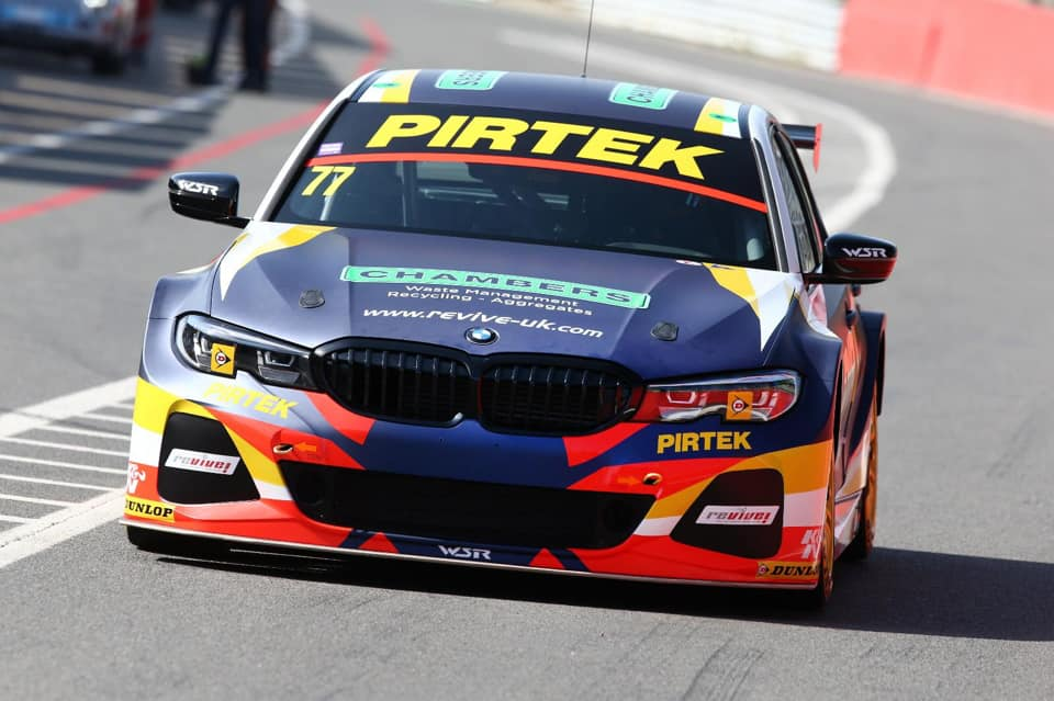 BMW Pirtek Racing Reveals 2019 BTCC Challenger