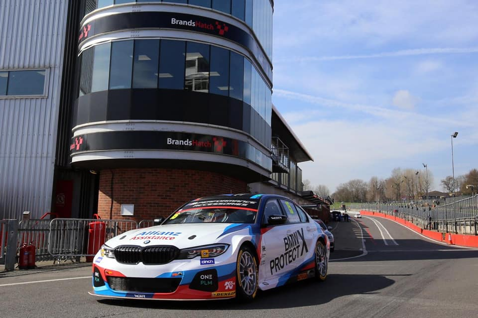 BMW Brings All-New 3 Series To Britain's Premier Motorsport Championship