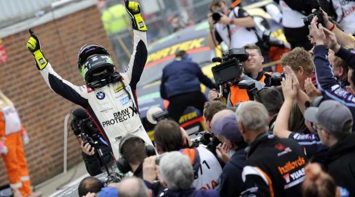 Two In Two For Cammish As Turkington Secures Unassailable Standings Lead