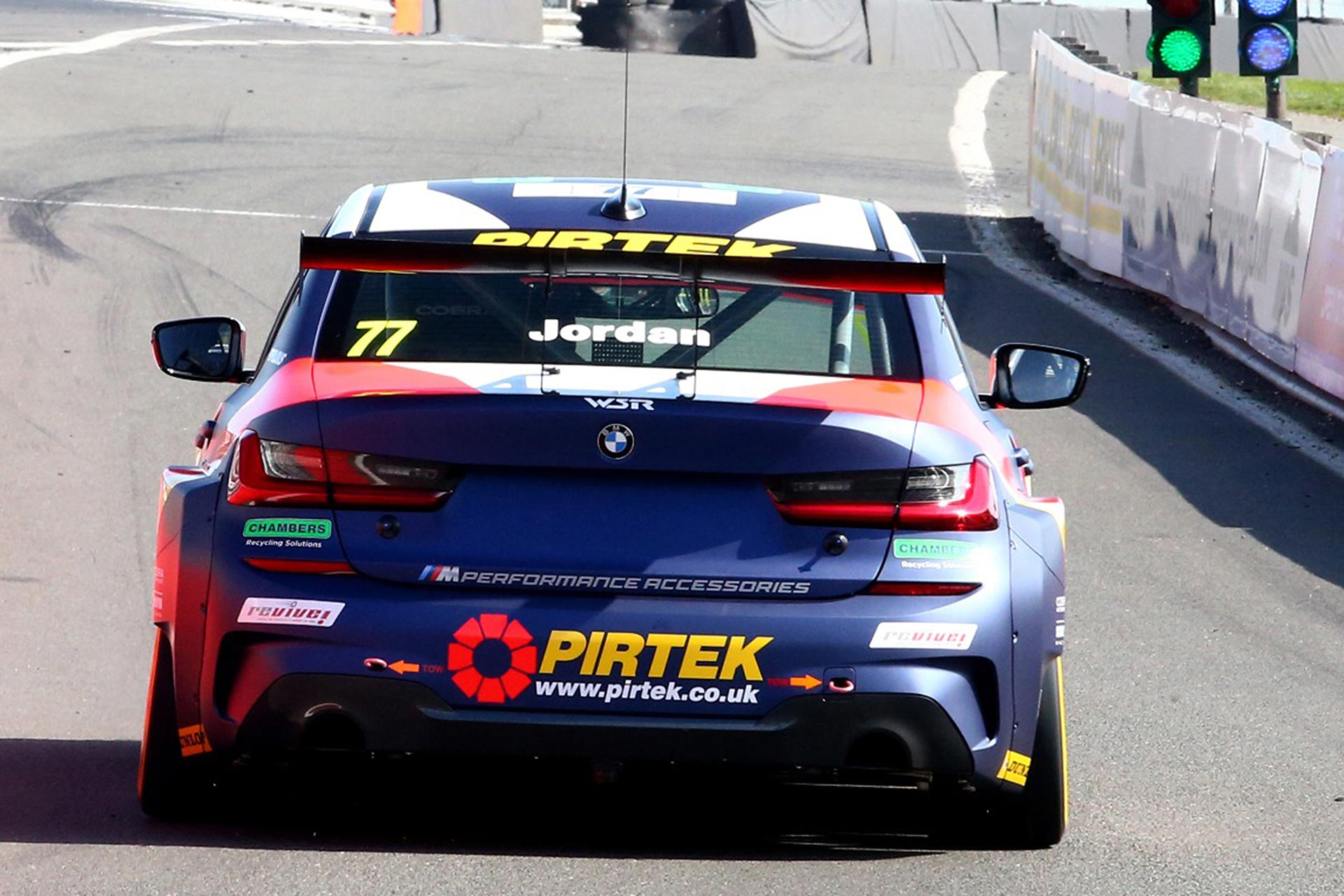 Andrew Jordan | WSR - West Surrey Racing
