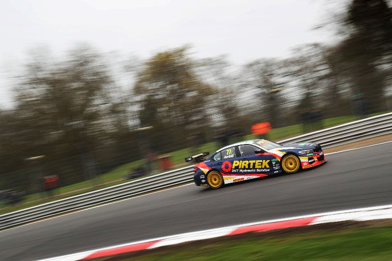 Jordan aims high on BMW 330i M Sport's BTCC debut