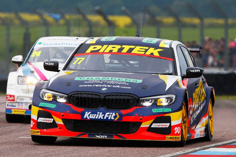 Jordan aims to continue superb run at Croft