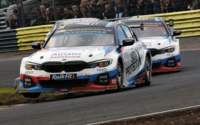 Turkington surges ahead in BTCC title race