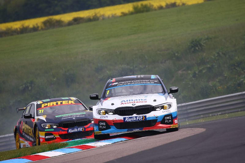 King of Croft heads Team BMW's return to North Yorkshire