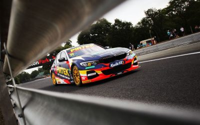 Second row for Jordan at Oulton Park