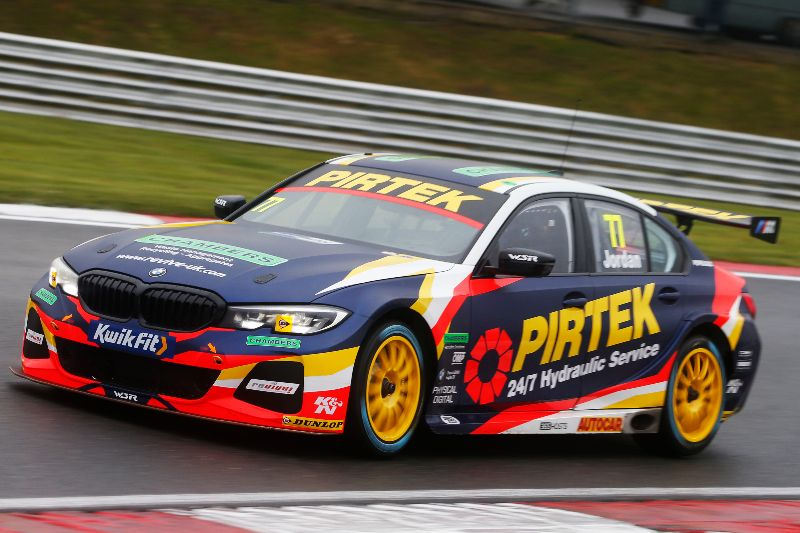 Jordan eyes more success at Oulton Park