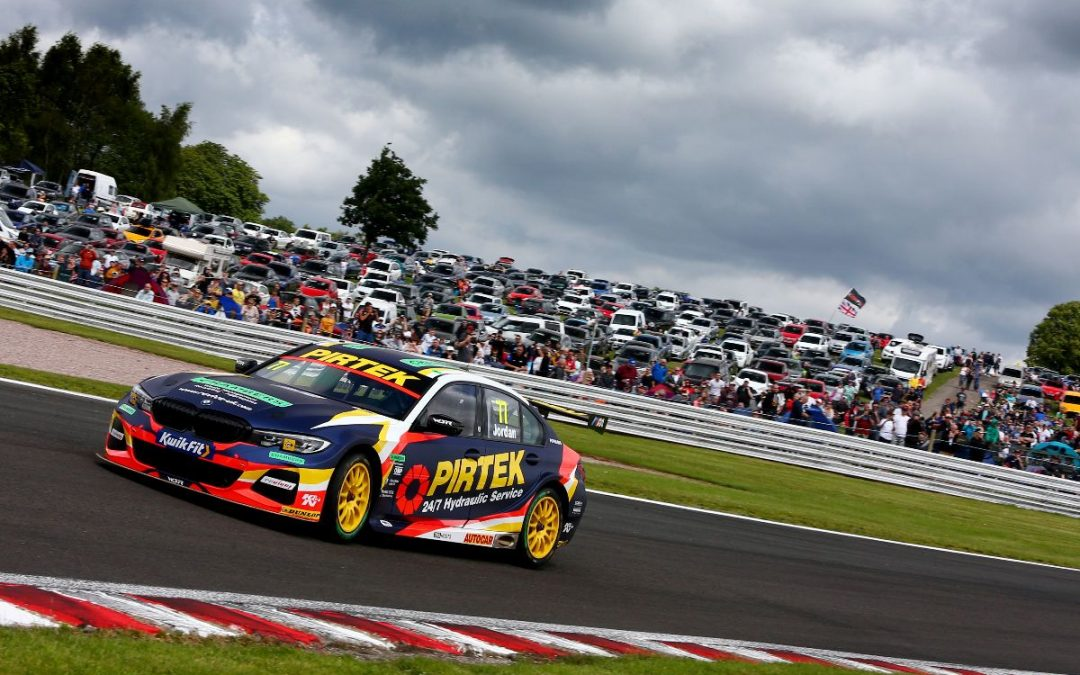 BMW Pirtek Racing ready to kick on with BTCC title push at Snetterton