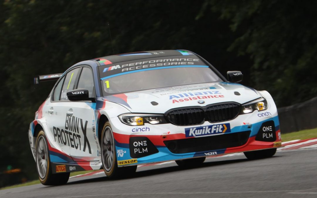 BTCC leaders Team BMW resume campaign at Snetterton