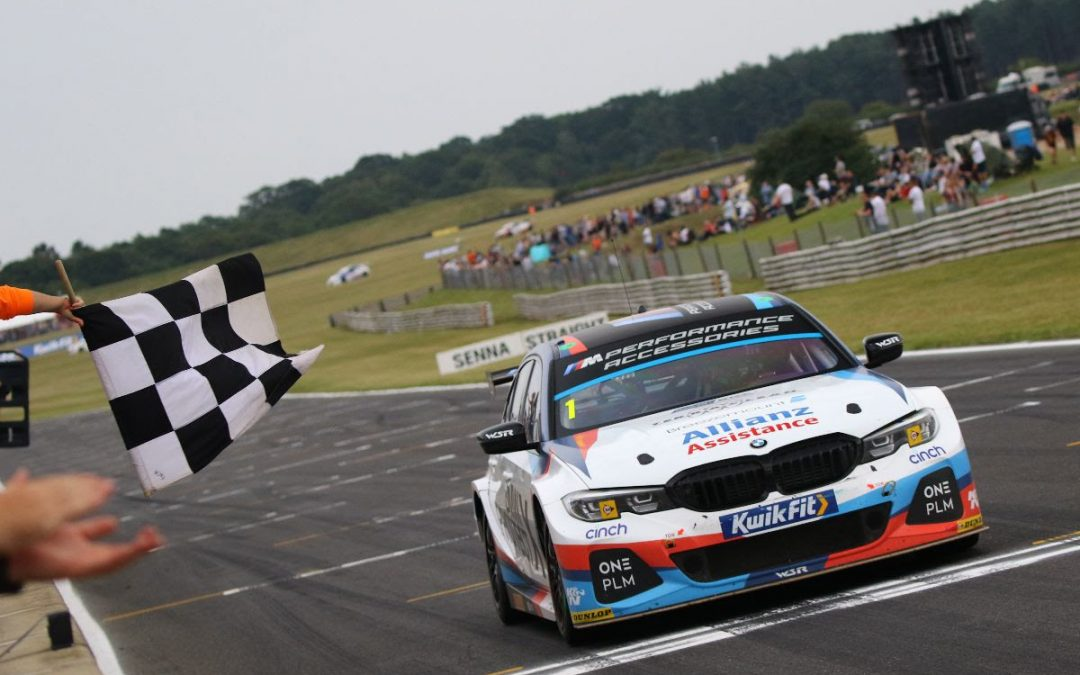 Team BMW and Colin Turkington increase BTCC advantage on landmark weekend