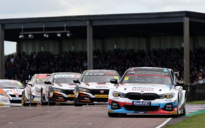 Oliphant wins Jack Sears Trophy as Turkington maintains BTCC points lead
