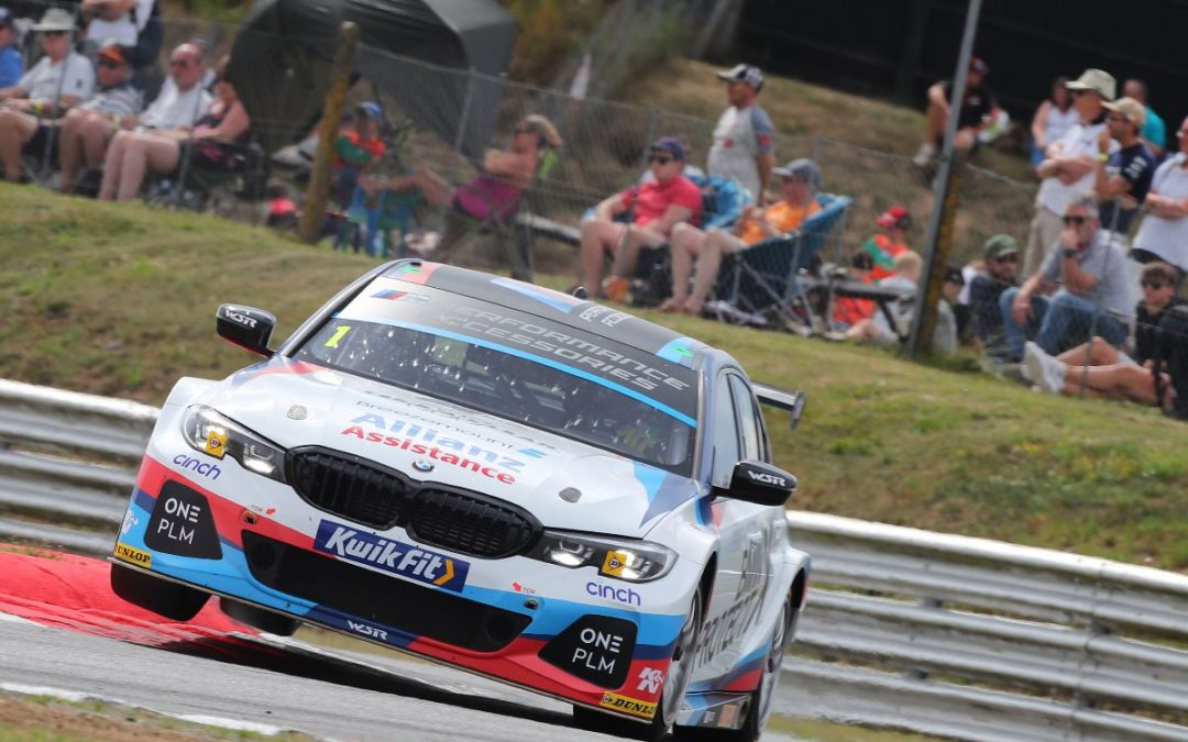 Team BMW ready to defend BTCC advantage at Thruxton