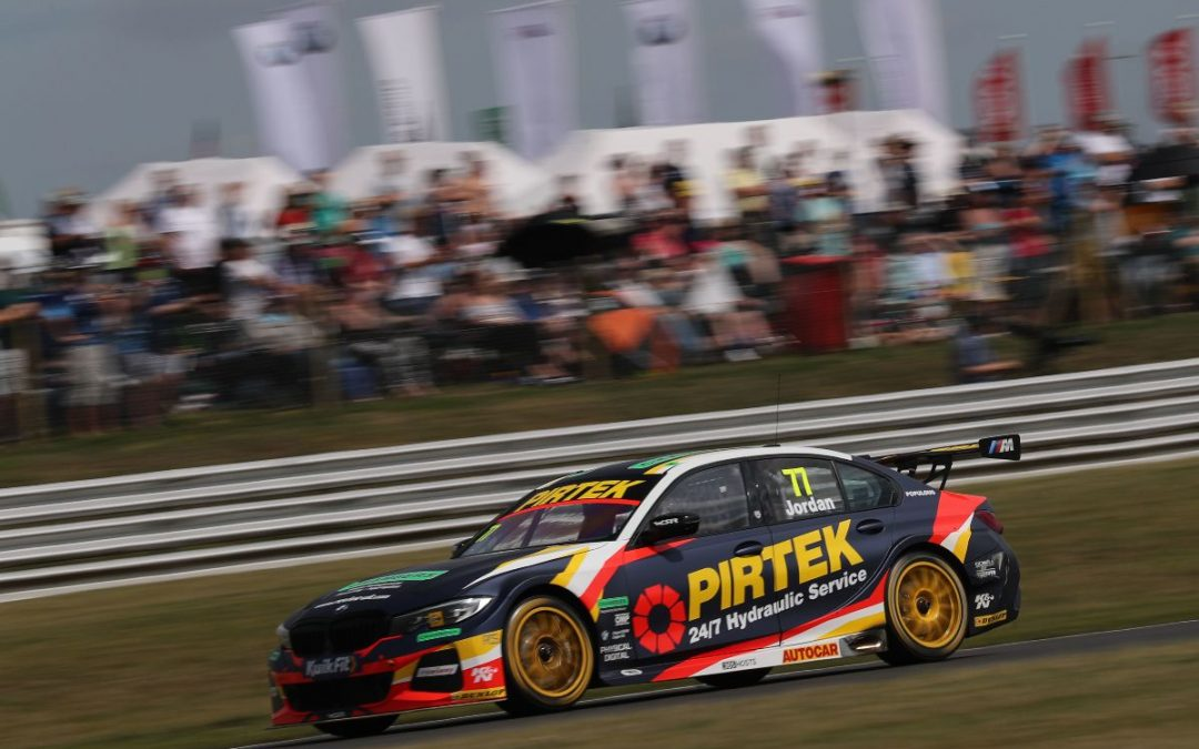 BMW Pirtek Racing return to scene of dominant double