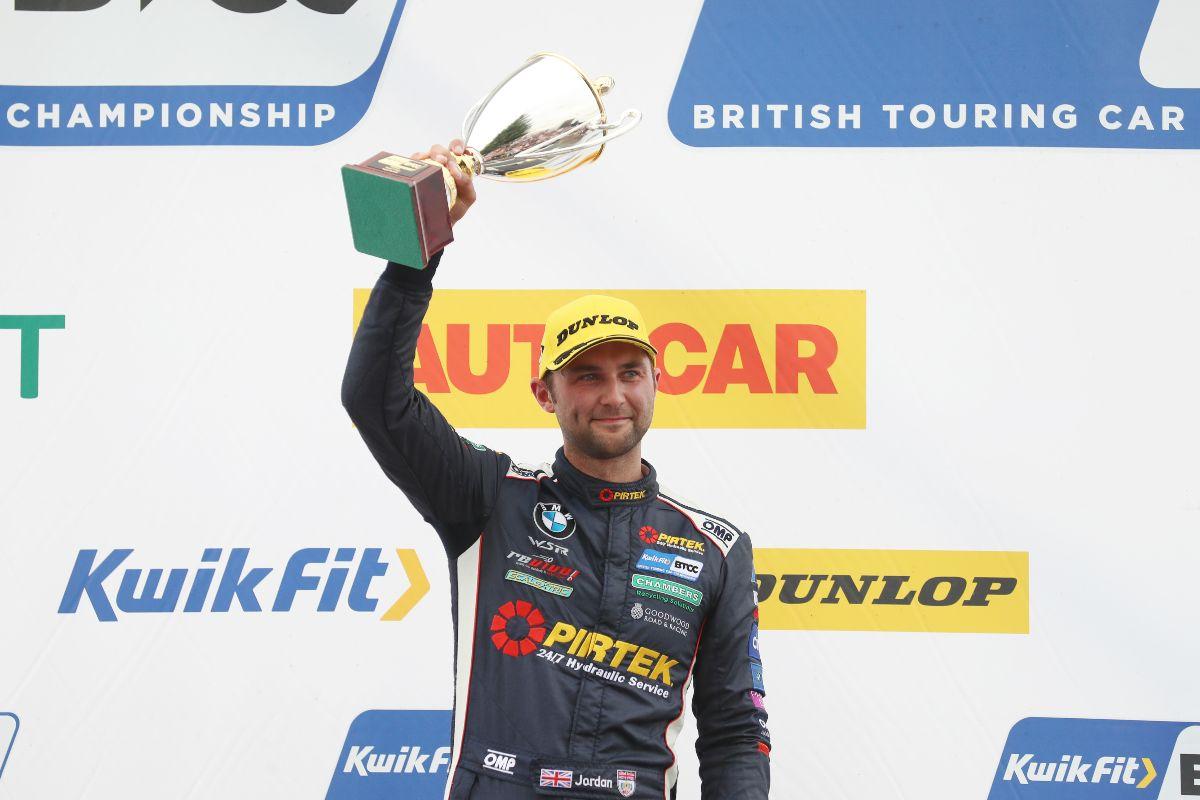 Andrew Jordan Snetterton