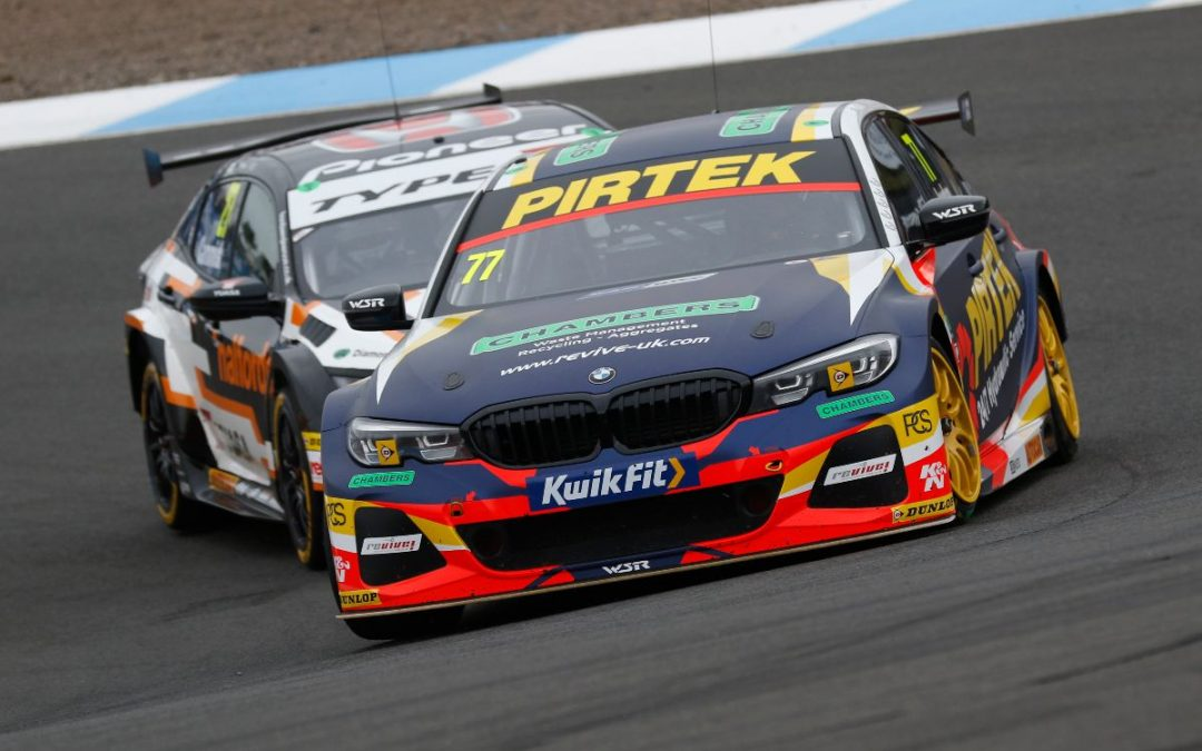 Andrew Jordan aims to carry BTCC momentum into Silverstone