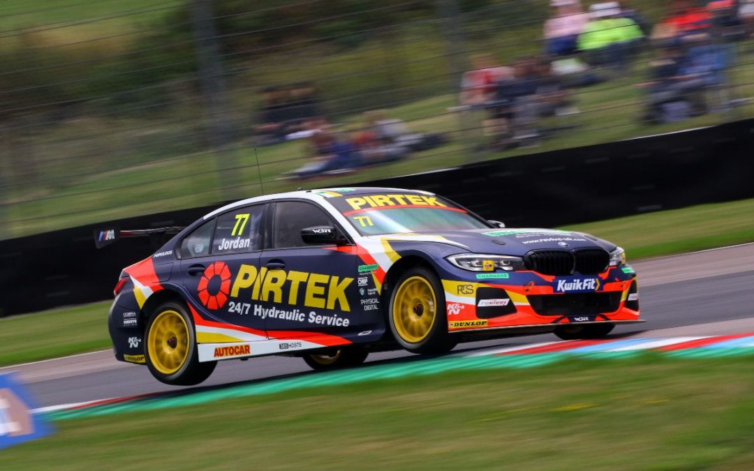 Jordan eager to close on BTCC points lead in Scotland