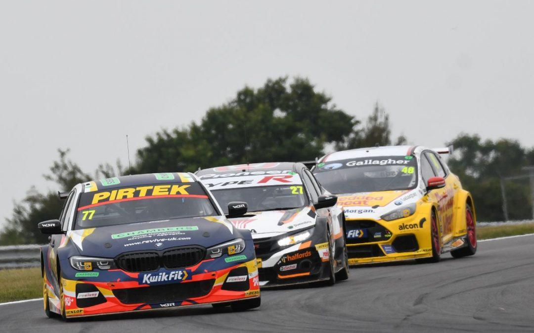 Andrew Jordan targets title for BMW Pirtek Racing at BTCC finale