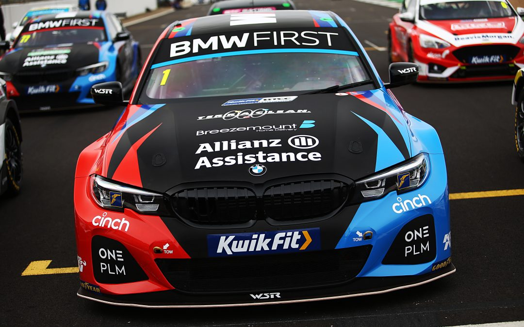 Team BMW ready to kick off BTCC title defence