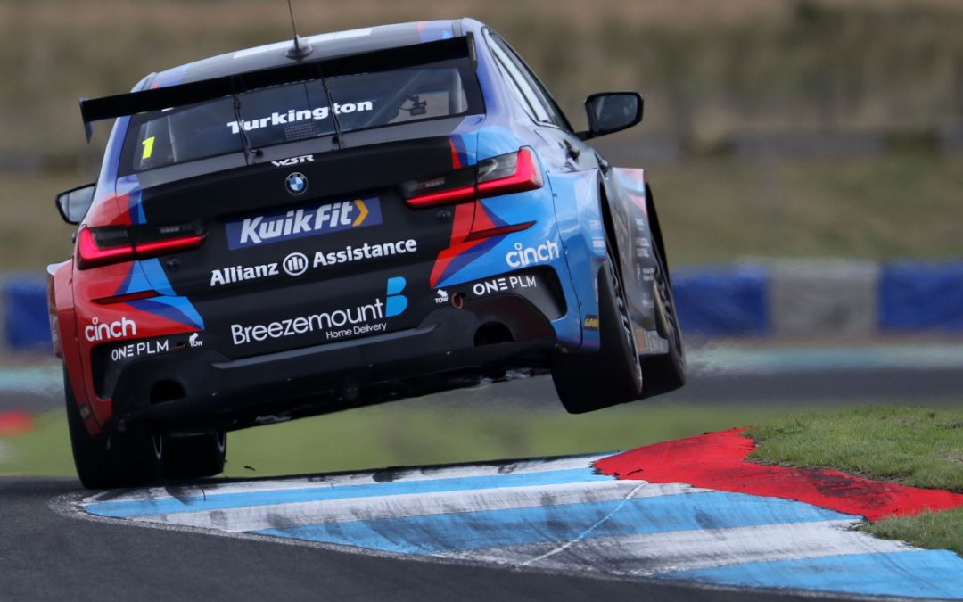Turkington puts Team BMW on second row at Knockhill
