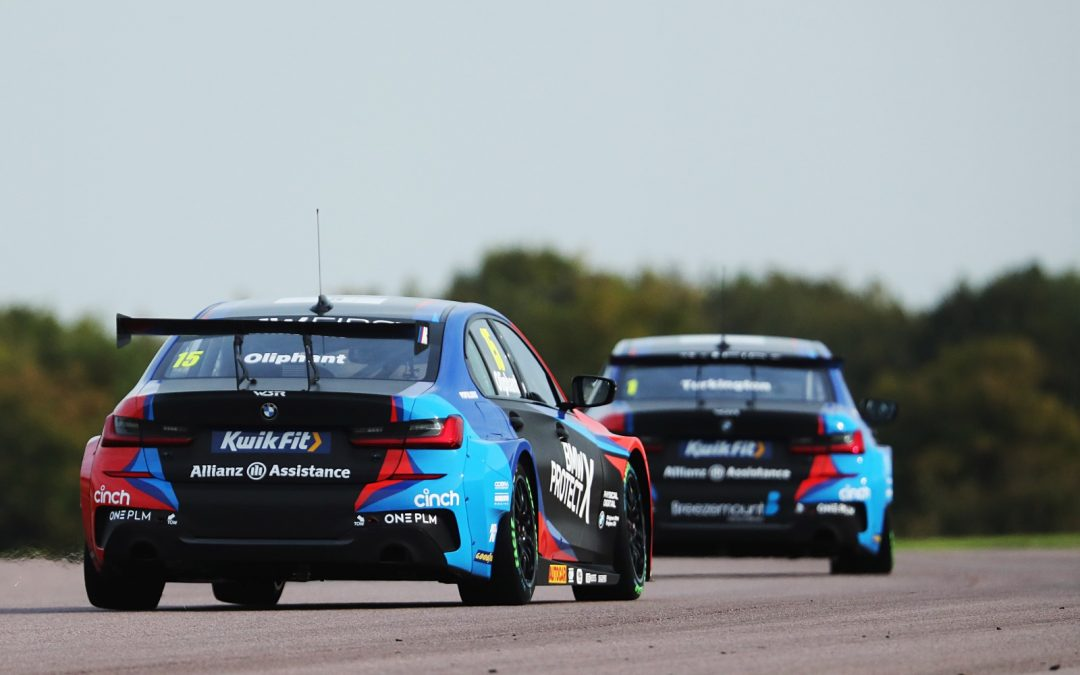 Team BMW target big points on Thruxton raceday