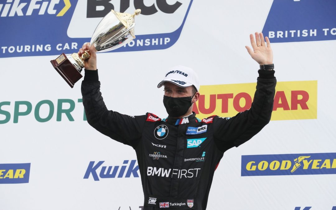 Team BMW leads Teams' and Manufacturers' Championships after Croft