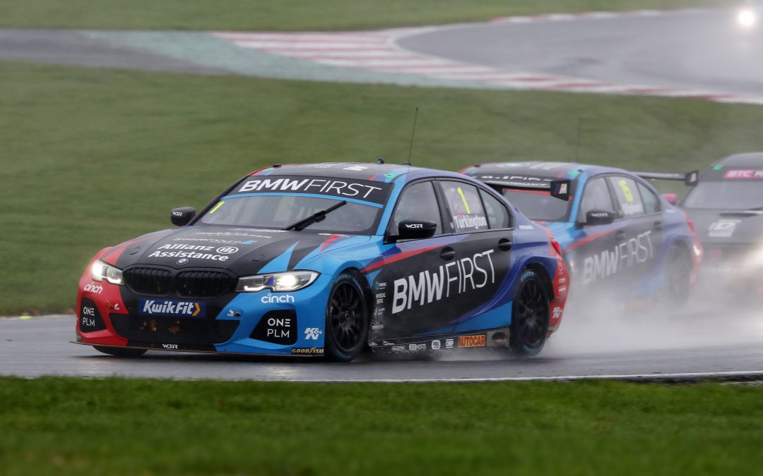 Double BTCC title success for Team BMW at Brands Hatch