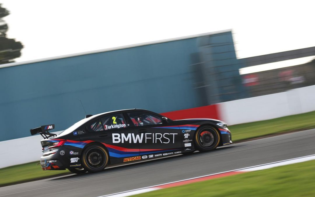 Team BMW ahead of BTCC title rivals in Donington qualifying